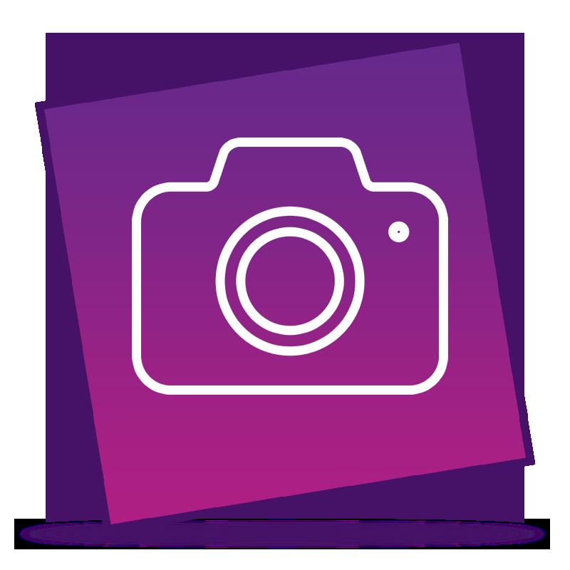 професионални фотографски услуги икона