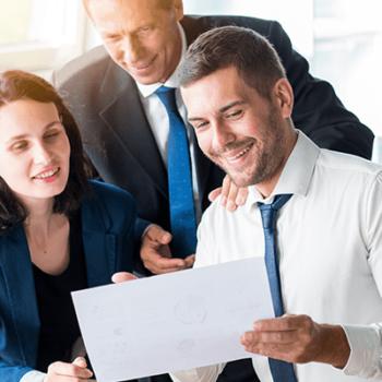 Какво представлява канава за бизнес модел ?