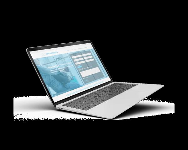 Изработка на сайт в помощ на самолетните пасажери