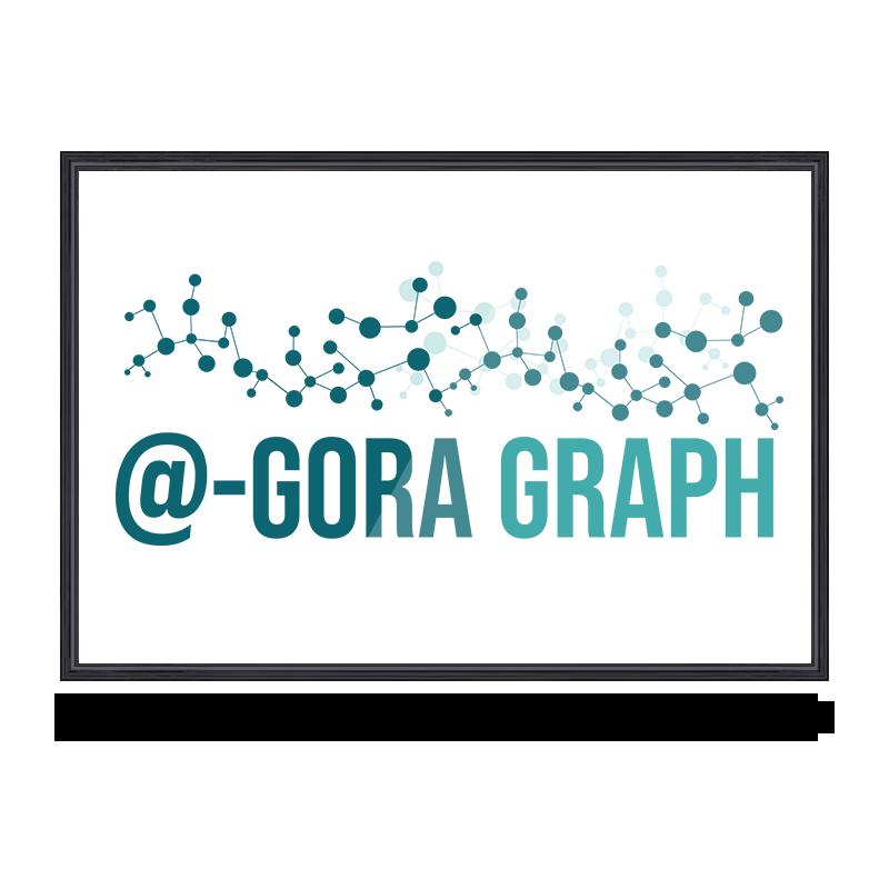 Изработка на лого за Agora Graph